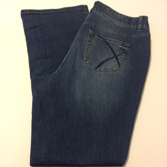 fc7c8841c1ad0 Lane Bryant Denim - Lane Bryant Jeans Women s Plus 20 Long Bootcut